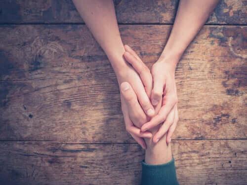 Oferecer apoio a quem precisa