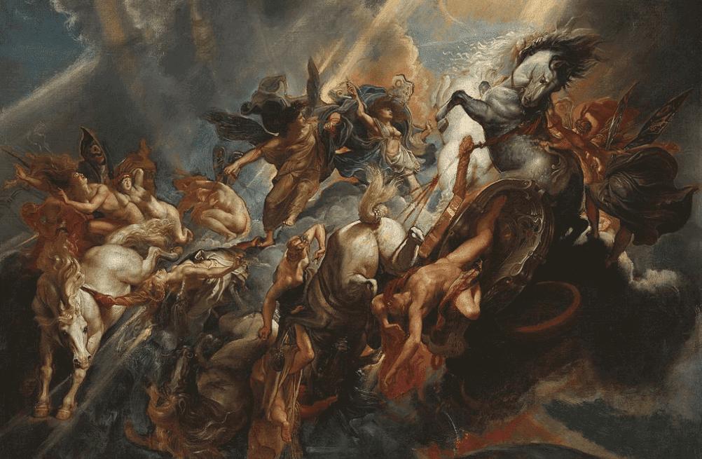 Quadro de Peter Paul Rubens