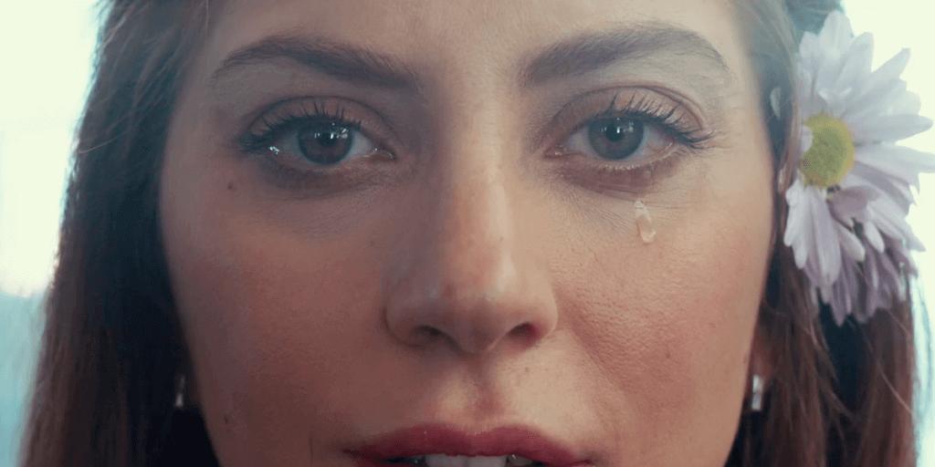 Lady Gaga em 'Nasce Uma Estrela'