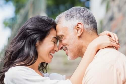 Reencontrar um amor na idade adulta