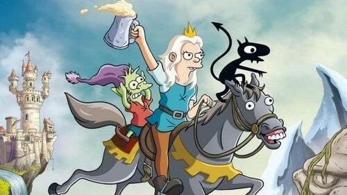 (Des)encanto: uma sátira medieval de Matt Groening