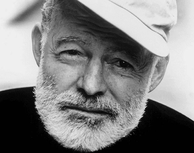 Ernest Hemingway sofria de depressão