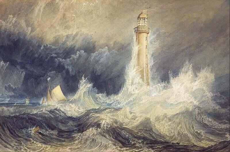 Biografia de JMW Turner: um pintor atormentado pelo mar