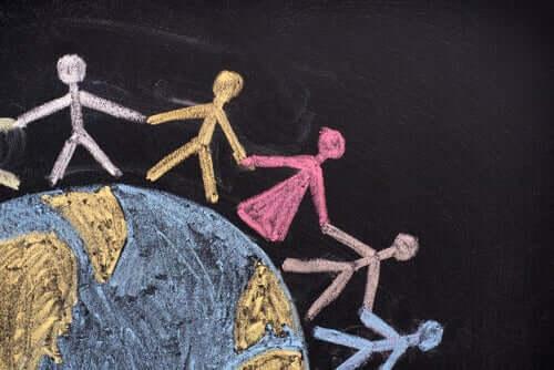 Juntos podemos mudar o mundo