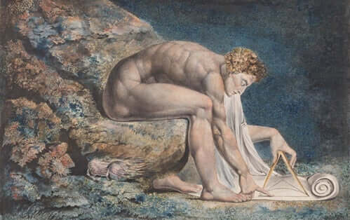 As pinturas de William Blake