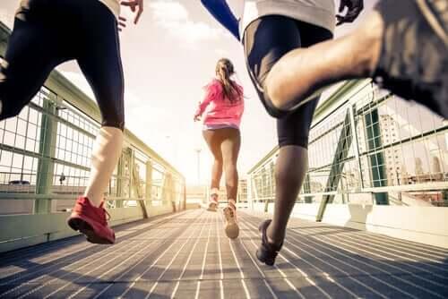 O que acontece com o cérebro durante a atividade física?