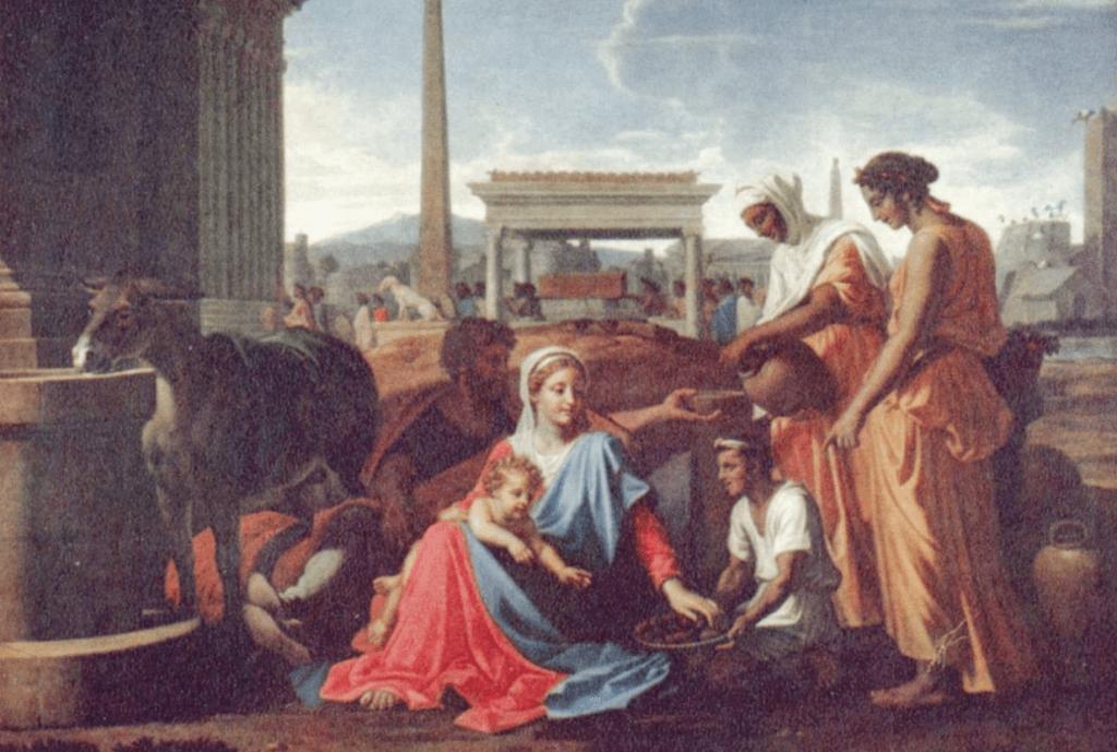 Orfeu e Eurídice, um mito de amor