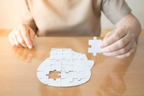 O quebra-cabeças da demência