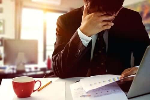 Consequências da sobrecarga de trabalho