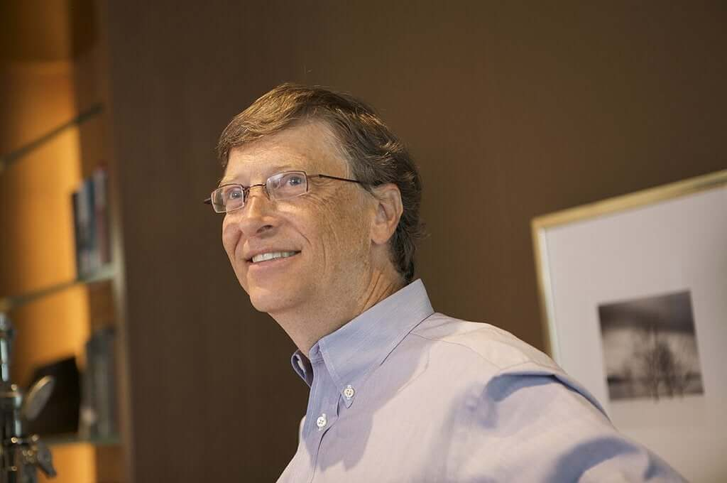 Frases de Bill Gates para mudar de perspectiva