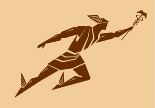O mito de Hermes, o mensageiro divino