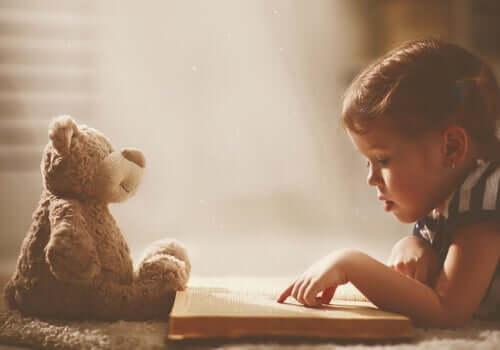 A leitura como fonte de gestão emocional em crianças