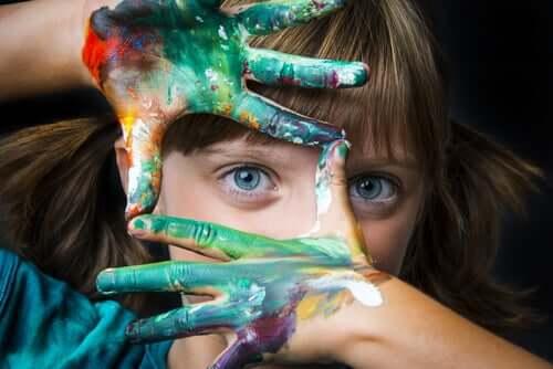 A criatividade infantil
