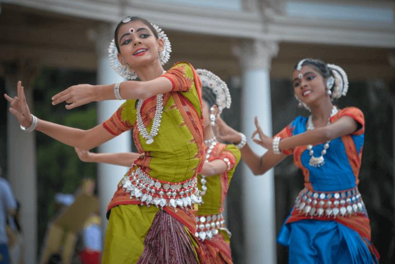 Dança cultural