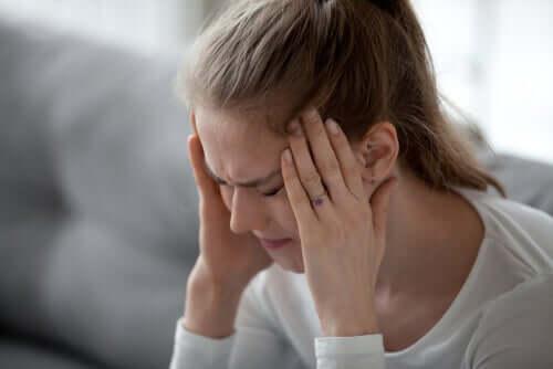 A percepção mental da dor física