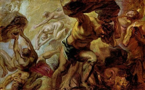 Outra versão do mito de Dionísio