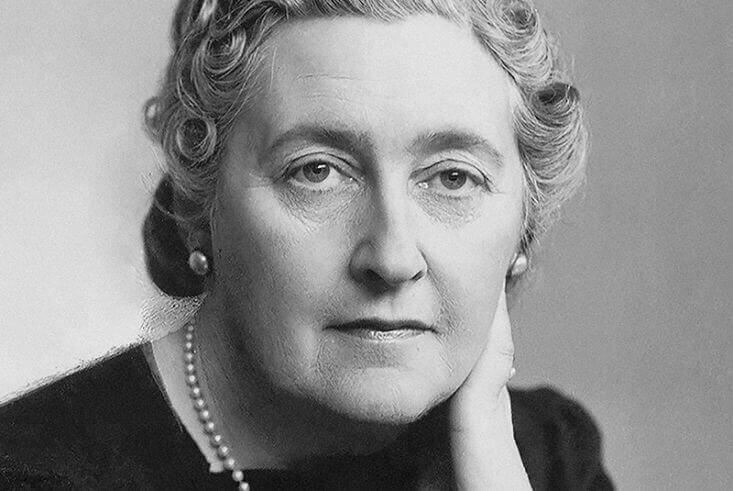 7 frases famosas de Agatha Christie