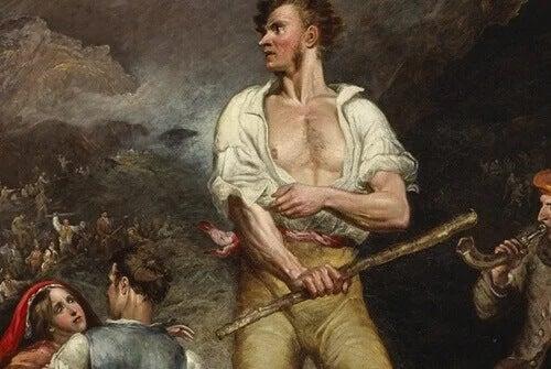 Lord Byron na Grécia