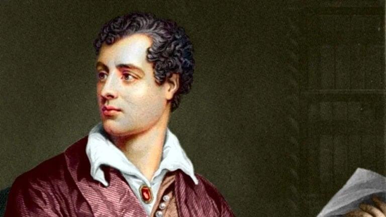 Lord Byron adulto
