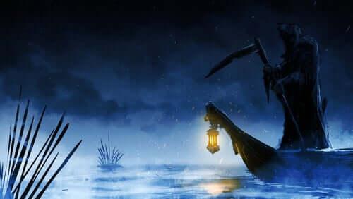 O barqueiro do submundo