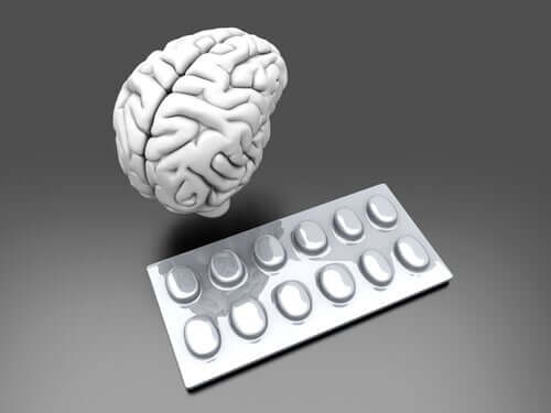 Como o antidepressivo age no cérebro