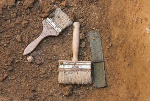 Ferramentas de arqueólogos