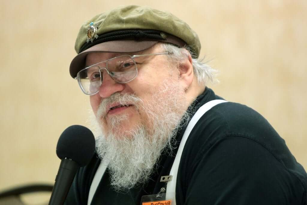 As frases mais interessantes de George R. R. Martin