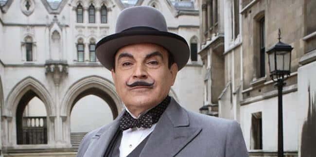 Hercule Poirot: o detetive que nos ensinou a usar as células cinzentas