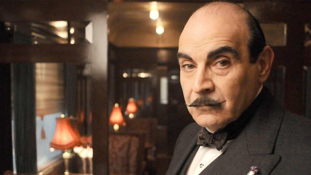 O detetive Hercule Poirot