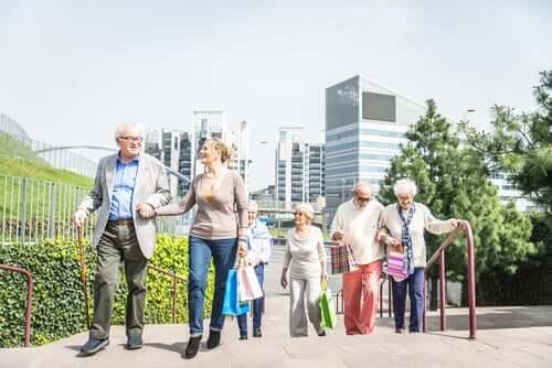 Cidades age-friendly: projetadas para o bem-estar