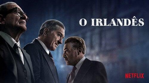 O Irlandês: uma porta entreaberta