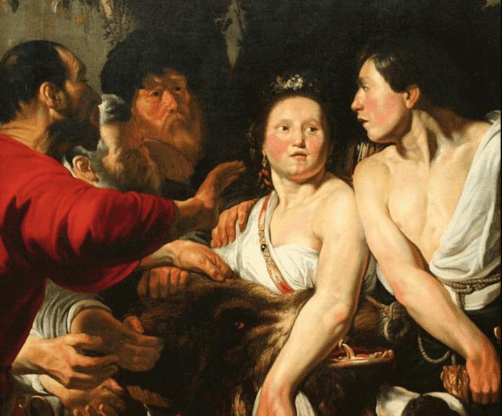 O mito de Atalanta, a bela caçadora