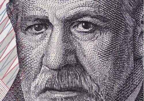 Rosto de Freud