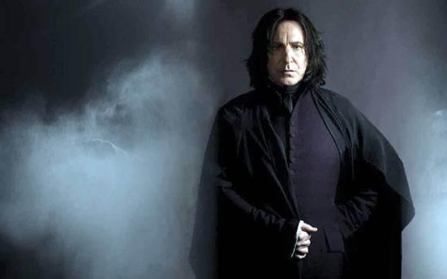 Severo Snape: quem é quem na saga de Harry Potter