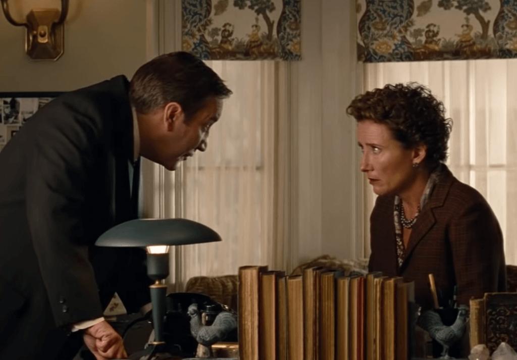 Reescrever a história para curar o passado: Walt nos Bastidores de Mary Poppins