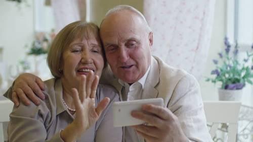A distância dos avós em tempos de coronavírus