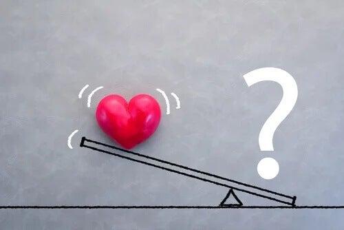 Balança entre saúde e desejos