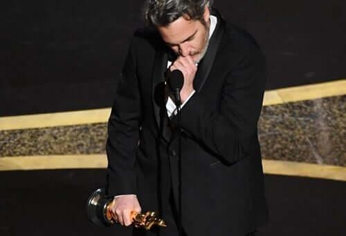 O discurso de Joaquin Phoenix no Oscar