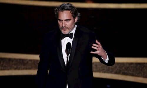 O discurso de Joaquin Phoenix: por todos os seres e pelo meio ambiente