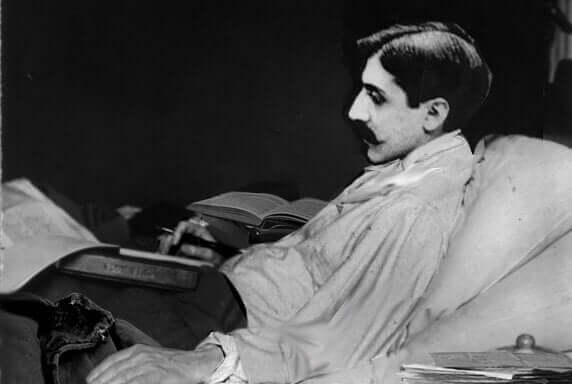 Marcel Proust doente