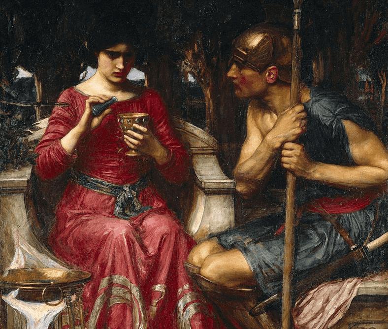 O mito de Medeia, a feiticeira apaixonada