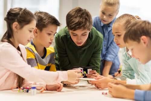 O que é aprendizagem interativa?