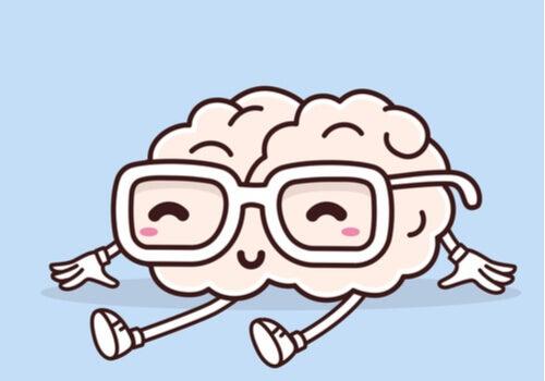 Cérebro bem humorado