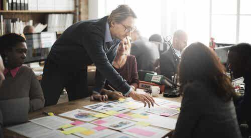 7 chaves da gestão de equipes