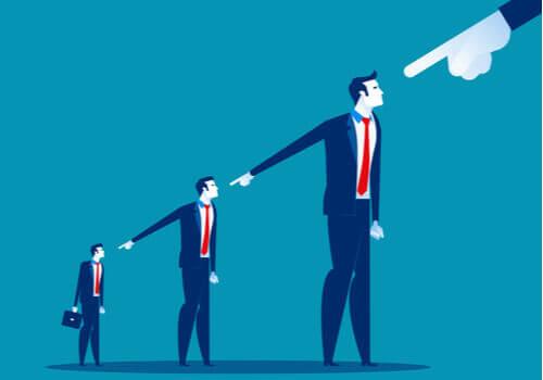 Culpar os outros como estratégia