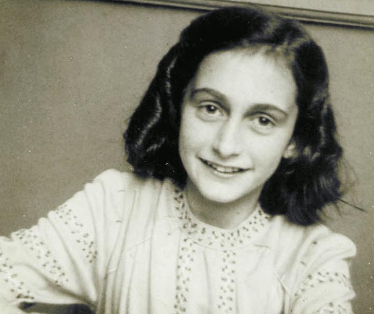Anne Frank, a biografia de uma garota resiliente