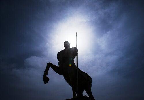 O mito de Quíron, o curador