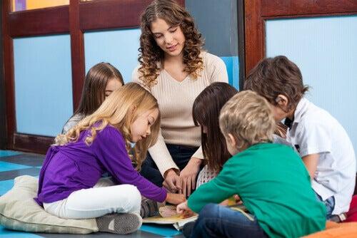 O que é uma árvore de valores na educação infantil?