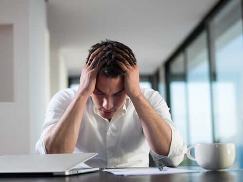 O estresse financeiro e a sua relação com a saúde mental
