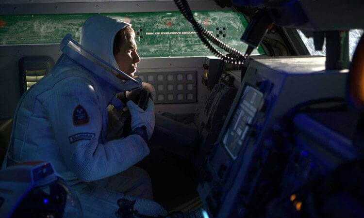 Lunar, um filme de aventura e ficção científica
